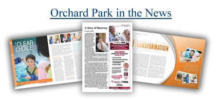 Orchard Park Rehabilitation Center News